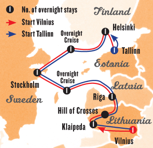 Discovering Scandinavia and the Baltics with Busabout - Oneika the Traveller