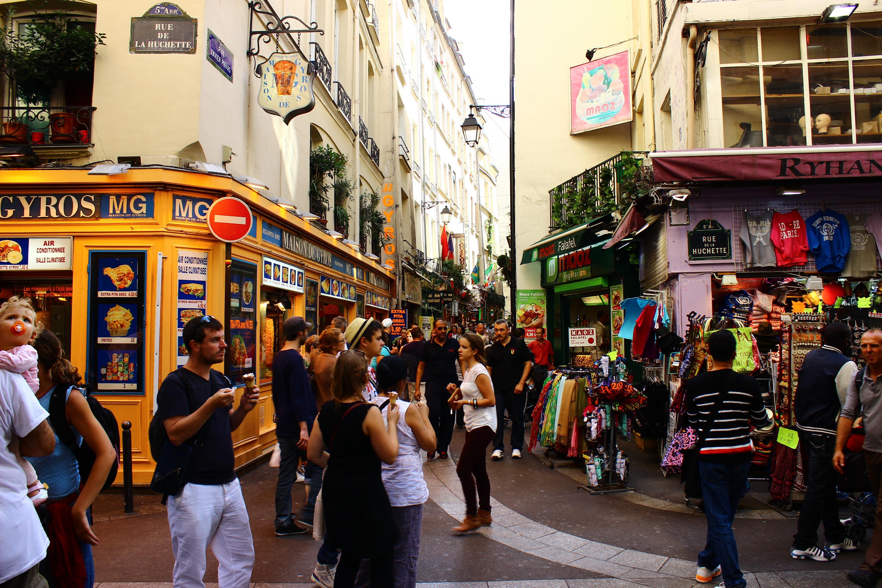 Hotel De France Latin Quarter