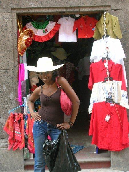 black expat african american