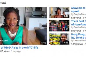 New Travel Vlogs on Youtube!