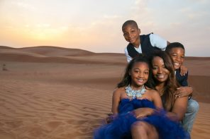 6 Black moms who show us travel with kids is possible