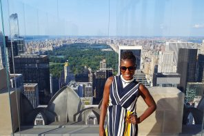 Out and About in NYC: Bar Sixty Five