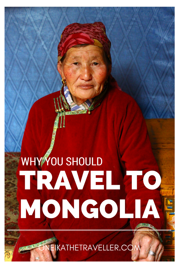 Why you should travel to Mongolia